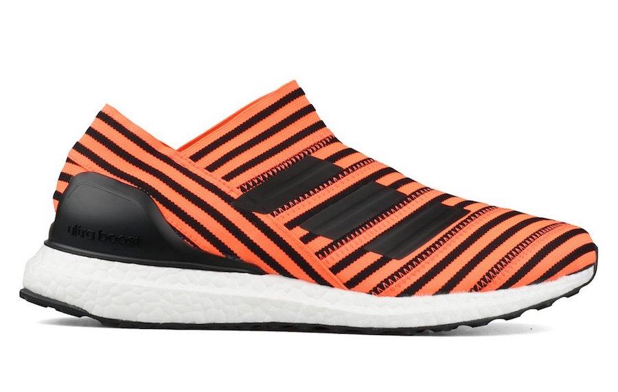 adidas Nemeziz Tango 17+ Ultra Boost Solar Orange