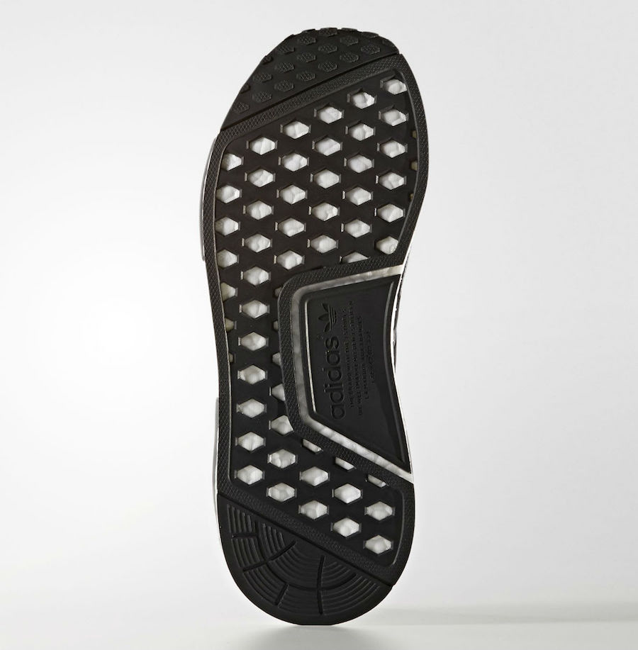 adidas NMD R1 Primeknit Glitch Camo Black Grey Release Date