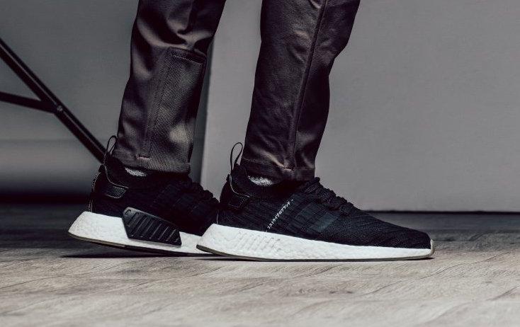 Adidas Nmd R2 Pk Japan Core Black By9696 Sneakerfiles