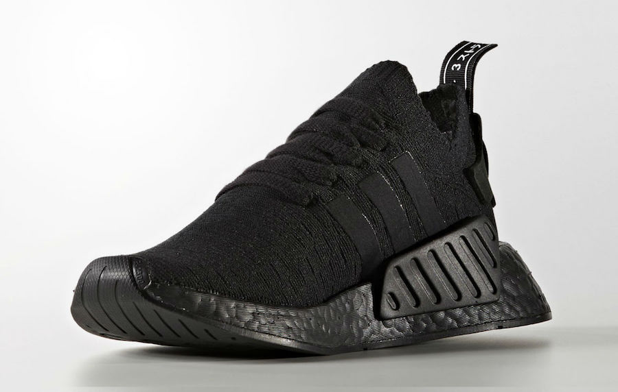 adidas NMD R2 Triple Black BY9525