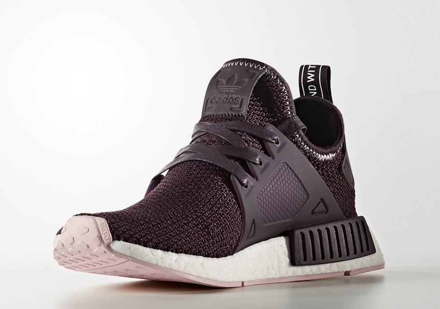 adidas NMD XR1 Dark Burgundy Pink BY9820