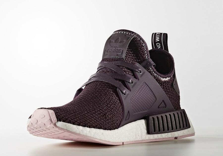 adidas NMD XR1 Dark Burgundy Pink BY9820
