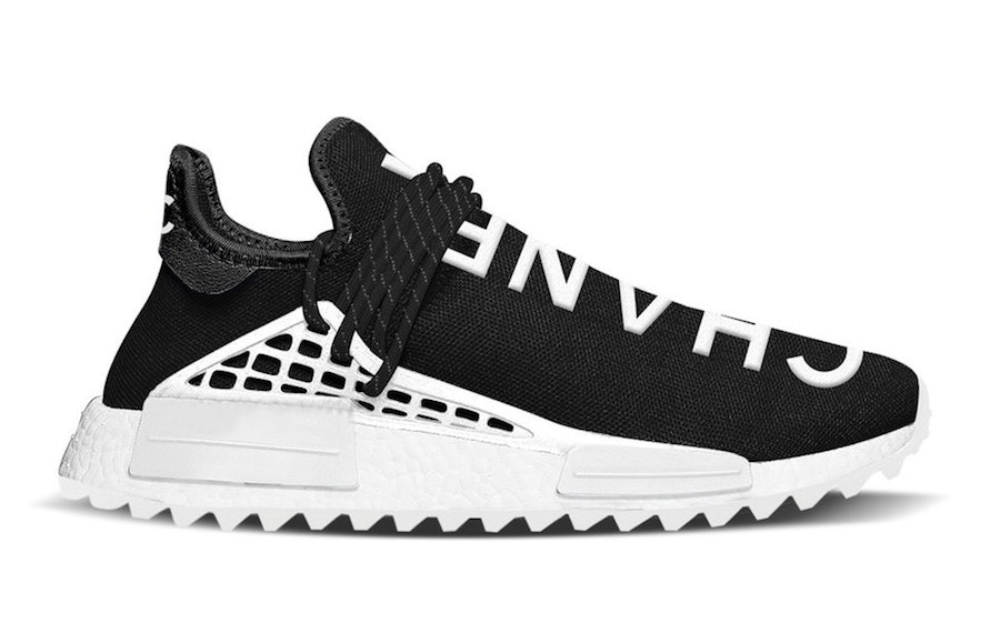adidas Pharrell Chanel NMD Hu Trail Release Details
