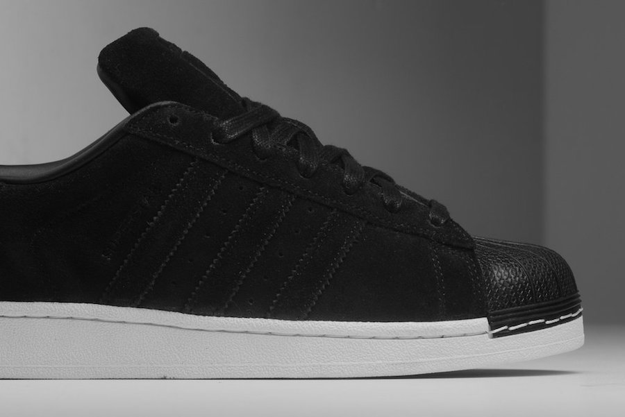 adidas Superstar Suede Core Black BZ0201
