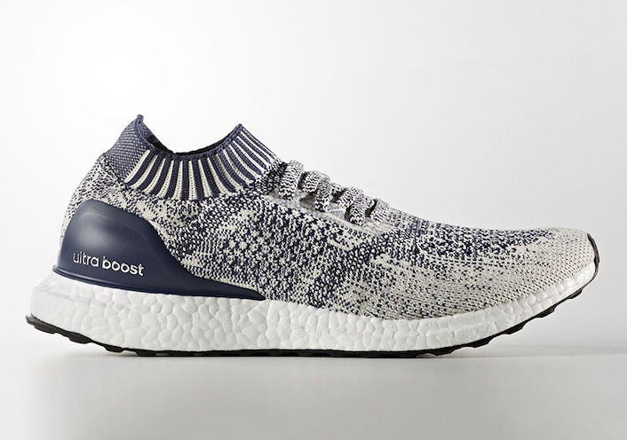 adidas Ultra Boost Uncaged Cream Navy CG4096  77cfbcbcc