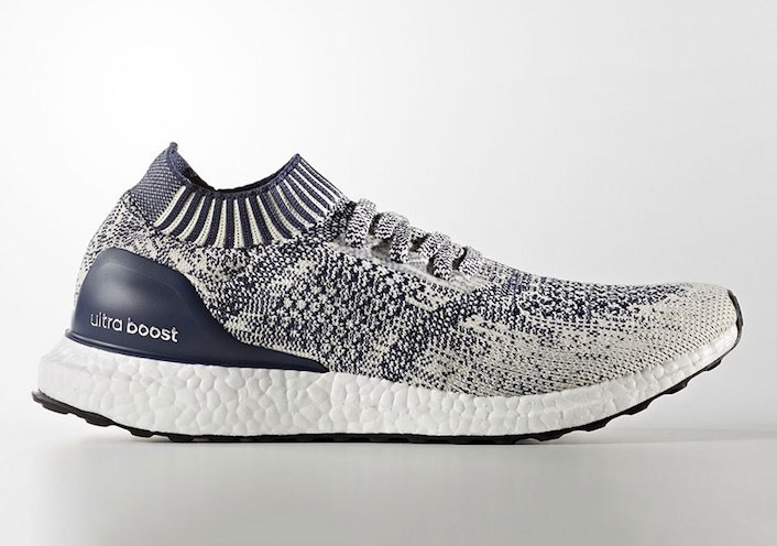 adidas Ultra Boost Uncaged Cream Navy White Black