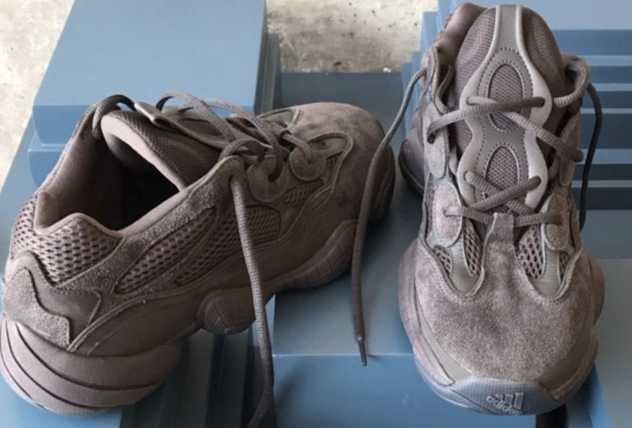 low priced 7c403 4e5c8 adidas Yeezy 500 Runner Grey Release Date | SneakerFiles
