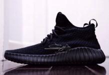 adidas Yeezy Boost 650 Triple Black