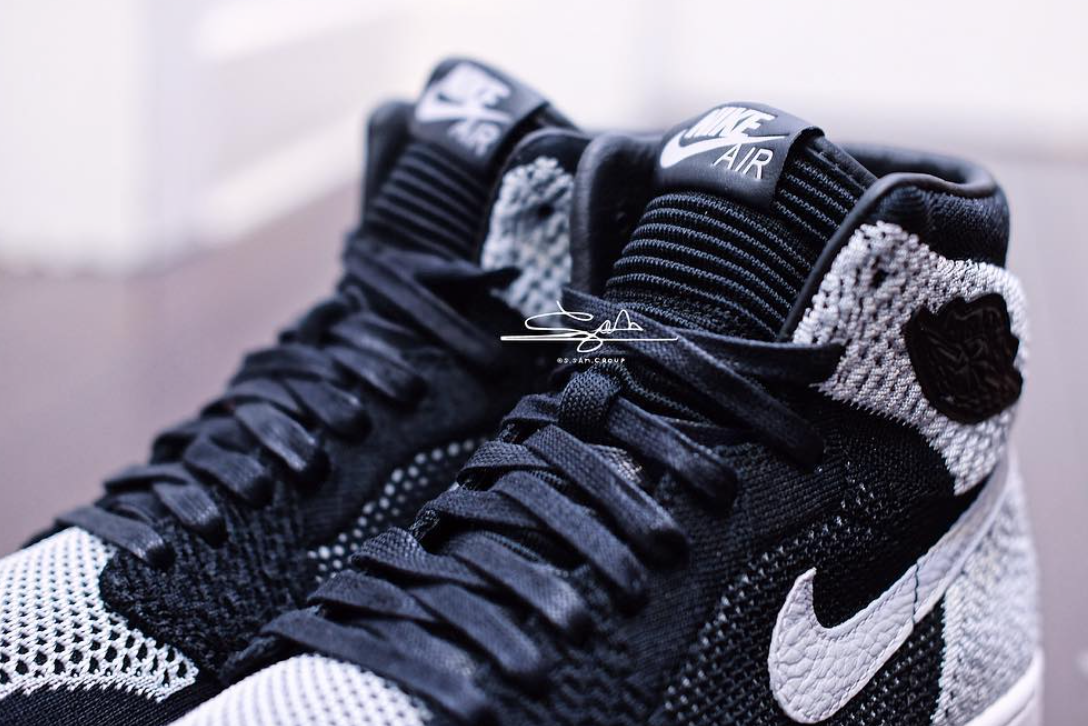 Air Jordan 1 Flyknit Shadow