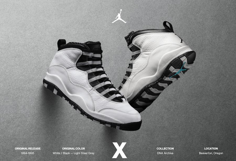 Air Jordan 10 OG