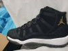 Air Jordan 11 Black Stingray Release Date