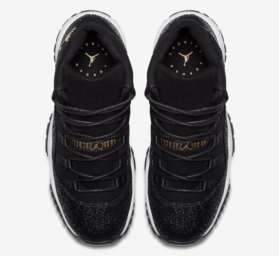 Air Jordan 11 Heiress Black Stingray 852625-030