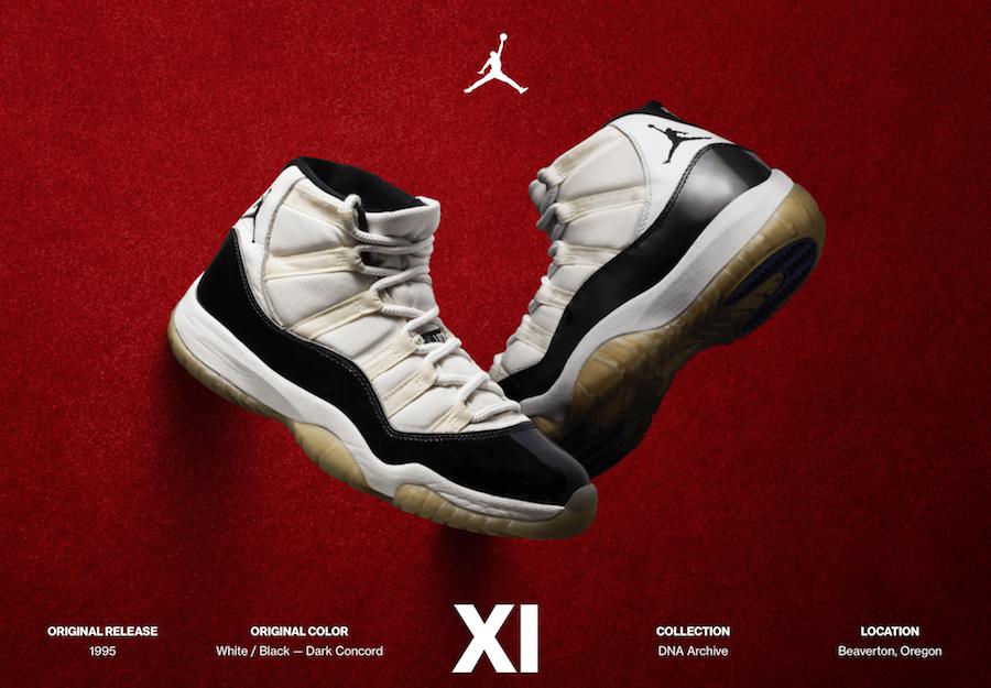 Air Jordan 11 OG