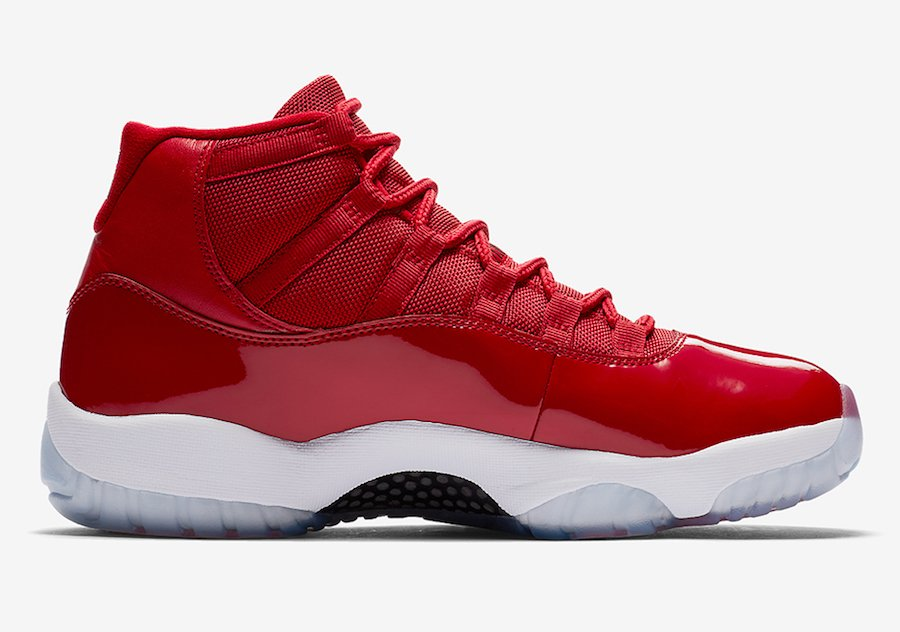 Air Jordan 11 Win Like 96 378037-623 Release Date