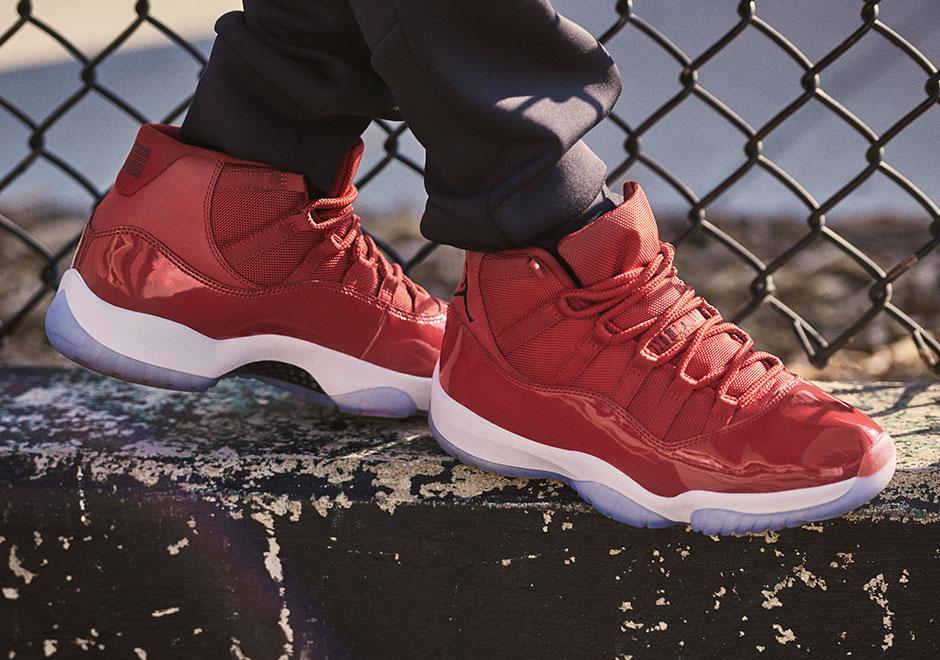 Air Jordan 11 Win Like 96 Chicago Release Date