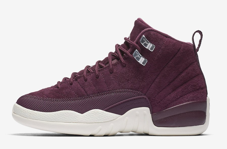 Air Jordan 12 Bordeaux Gradschool 153265-617