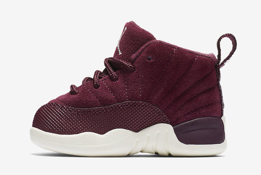 Air Jordan 12 Bordeaux 130690 617 Release Date Sneakerfiles