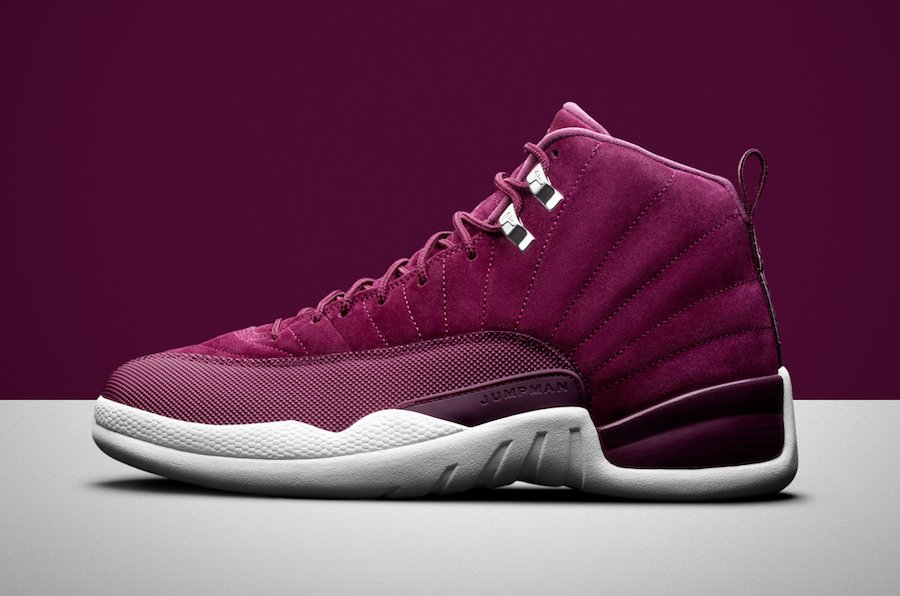 jordan retro 12 purple