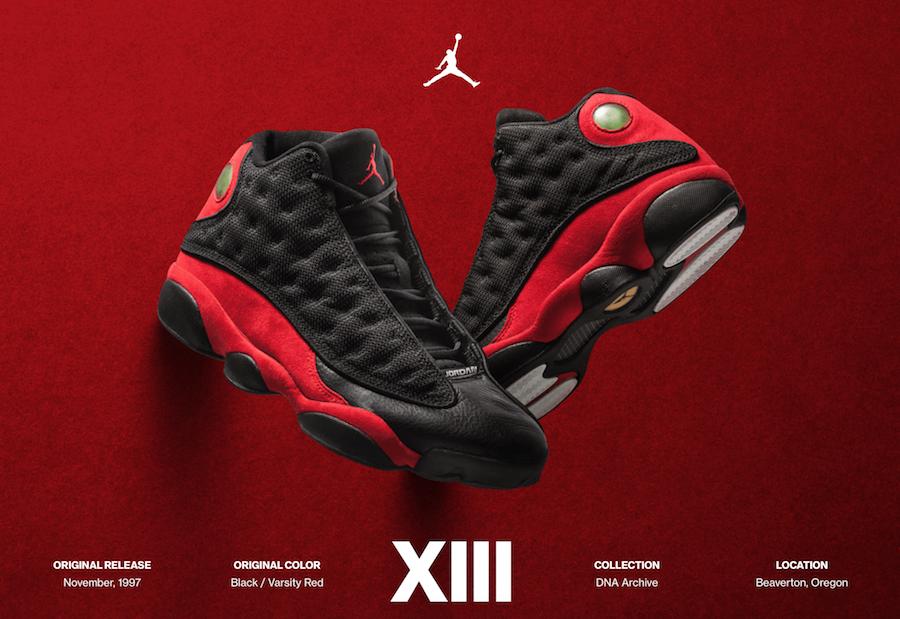 Air Jordan 13 OG
