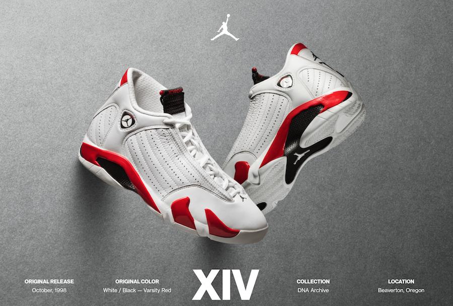 Air Jordan 14 OG