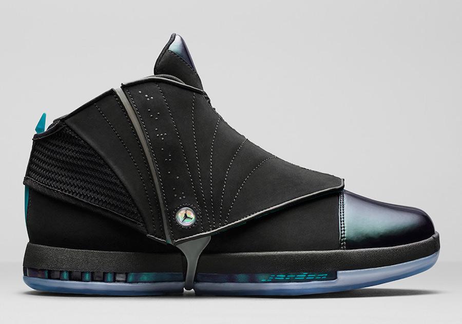 Air Jordan 16 CEO Hornets Release Date