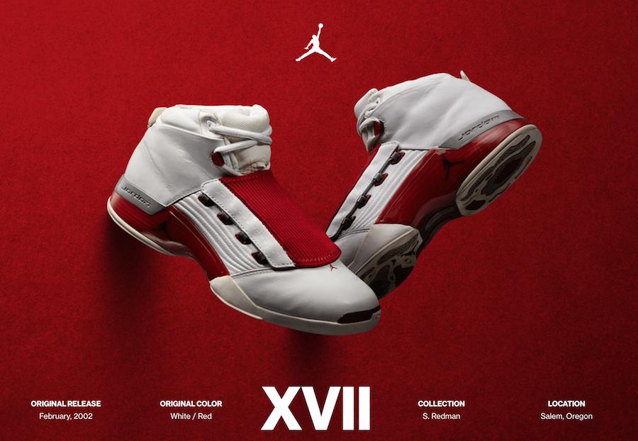 Air Jordan 17 OG