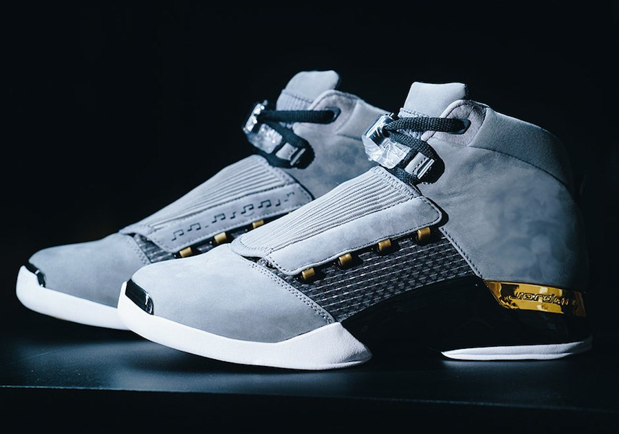 Air Jordan 17 Trophy Room