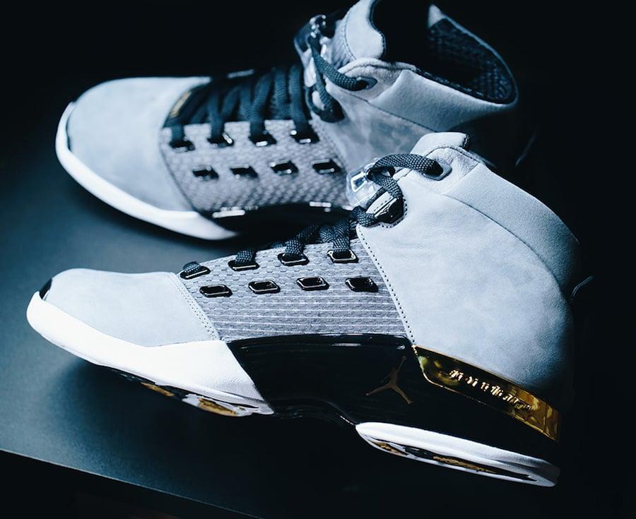 Trophy Room x Air Jordan 17 Release Date  ddcdd61fdaeb