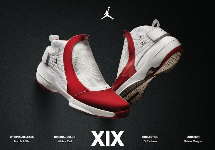 Air Jordan 19 OG