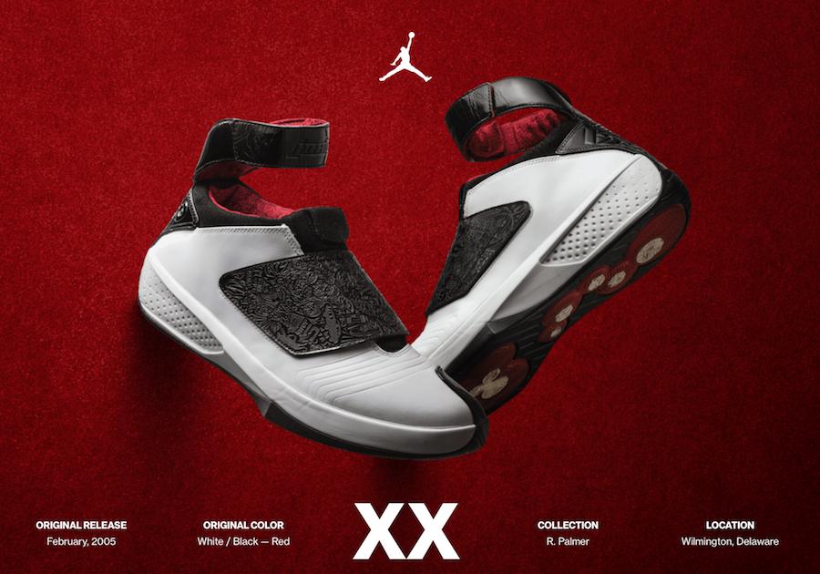 Air Jordan 20 OG
