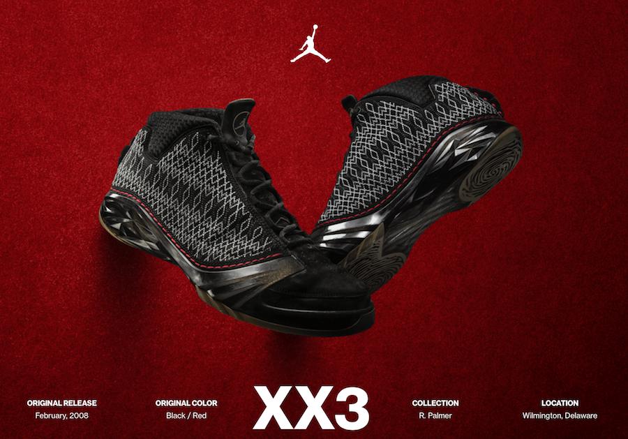 Air Jordan 23 OG