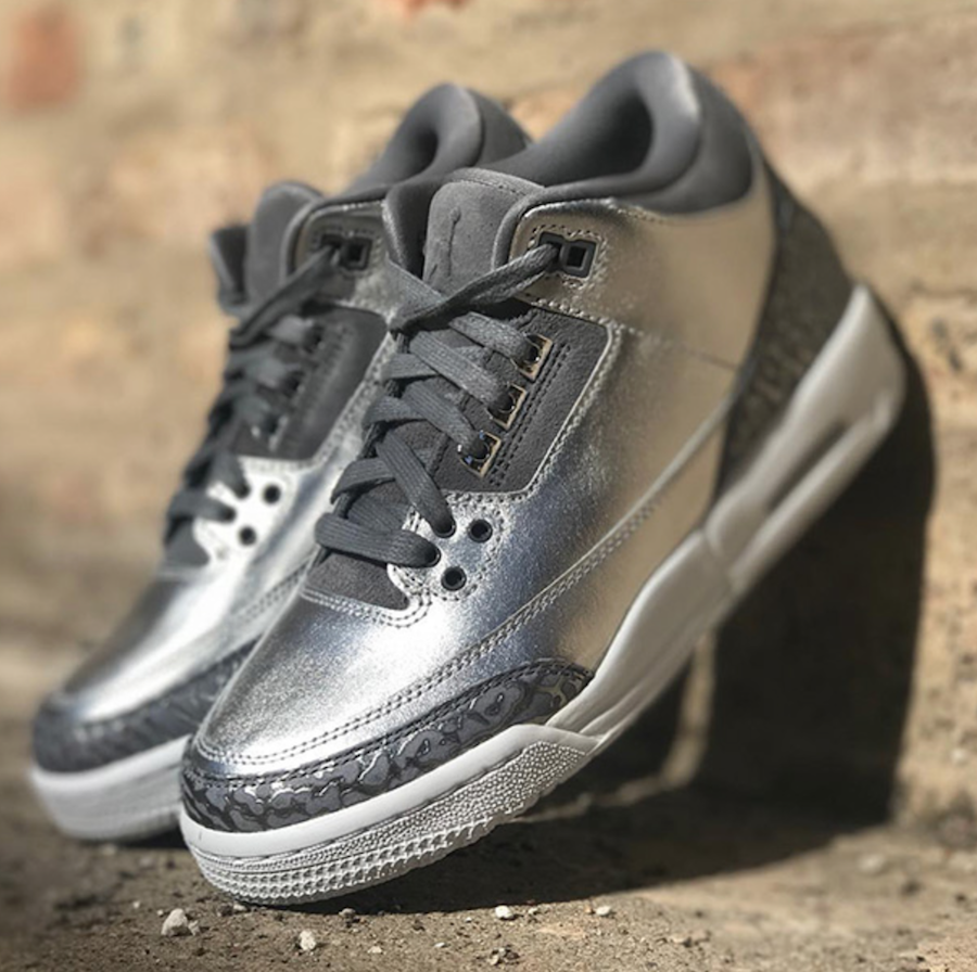 Air Jordan 3 Chrome AA1243-020