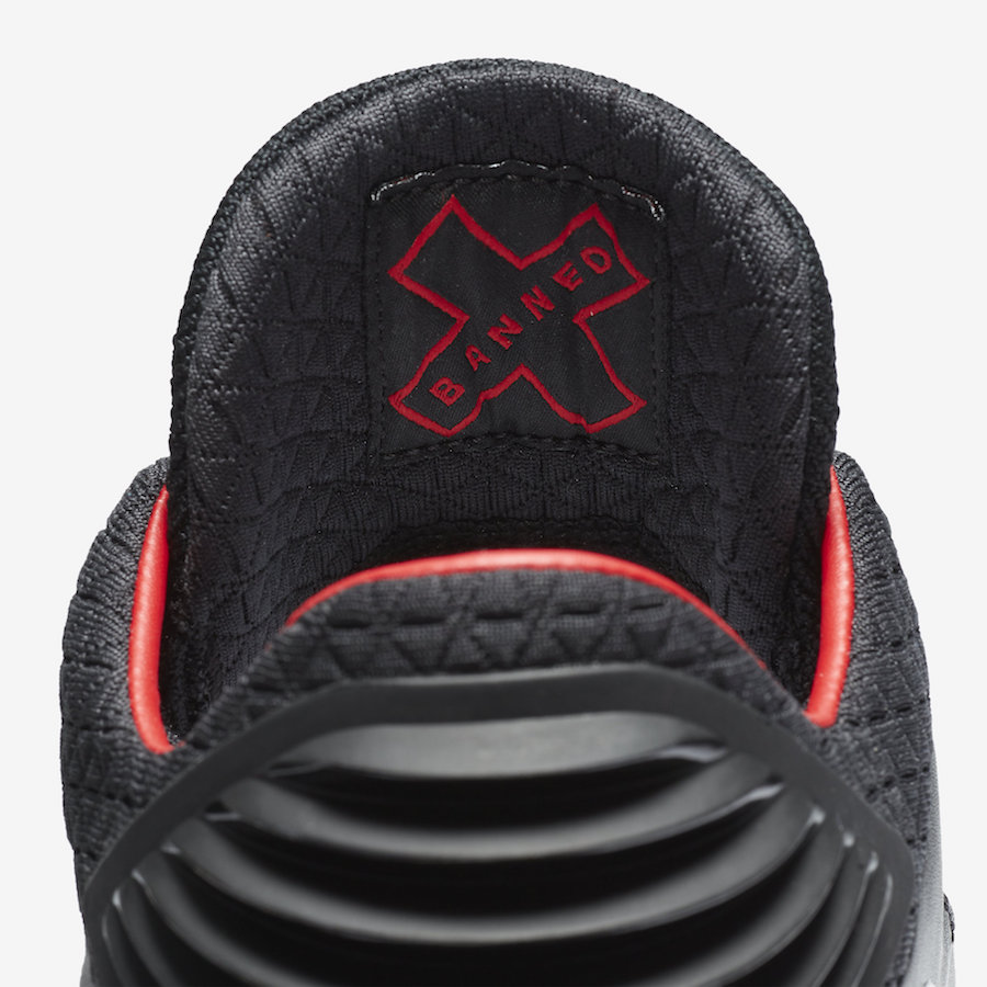 Air Jordan 32 Low Banned Release Date