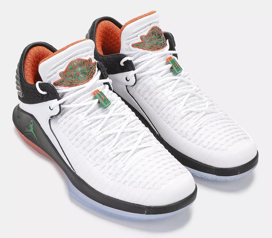 Air Jordan 32 Low Gatorade AA1256-100