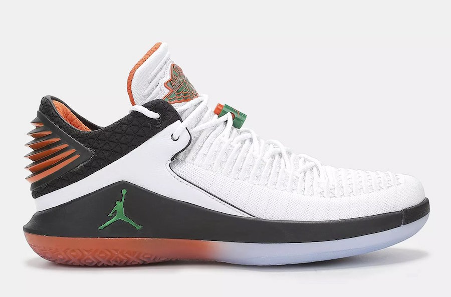 Air Jordan 32 Low 'Gatorade' Coming Soon