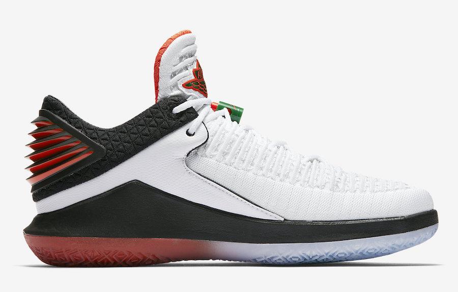 Air Jordan 32 Low Like Mike Gatorade AA1256-100