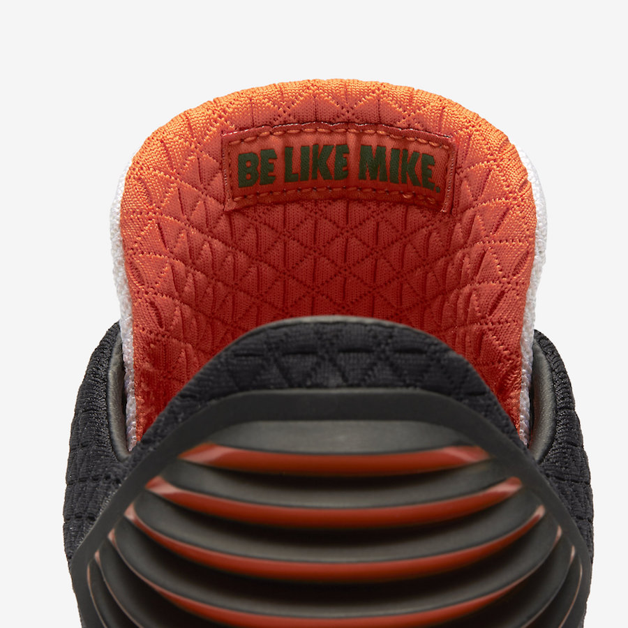 Air Jordan 32 Low Like Mike Gatorade AA1256-100