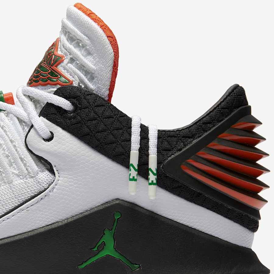 4a775009aed014 Air Jordan 32 Low Gatorade Like Mike AA1256-100