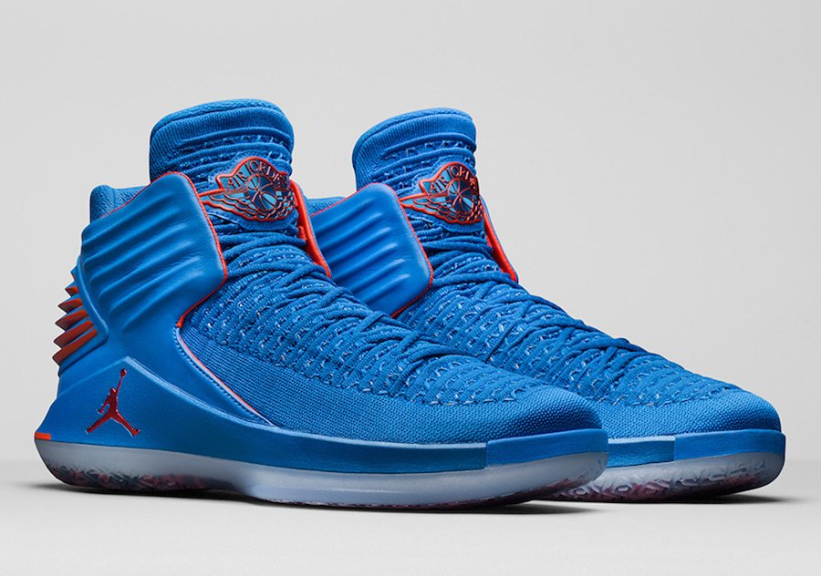 Air Jordan 32 Why Not OKC Release Date