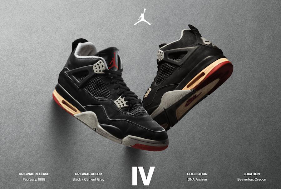 Air Jordan 4 OG