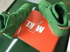 Air Jordan 6 Gatorade Green Suede AJ5986-335 Release Date