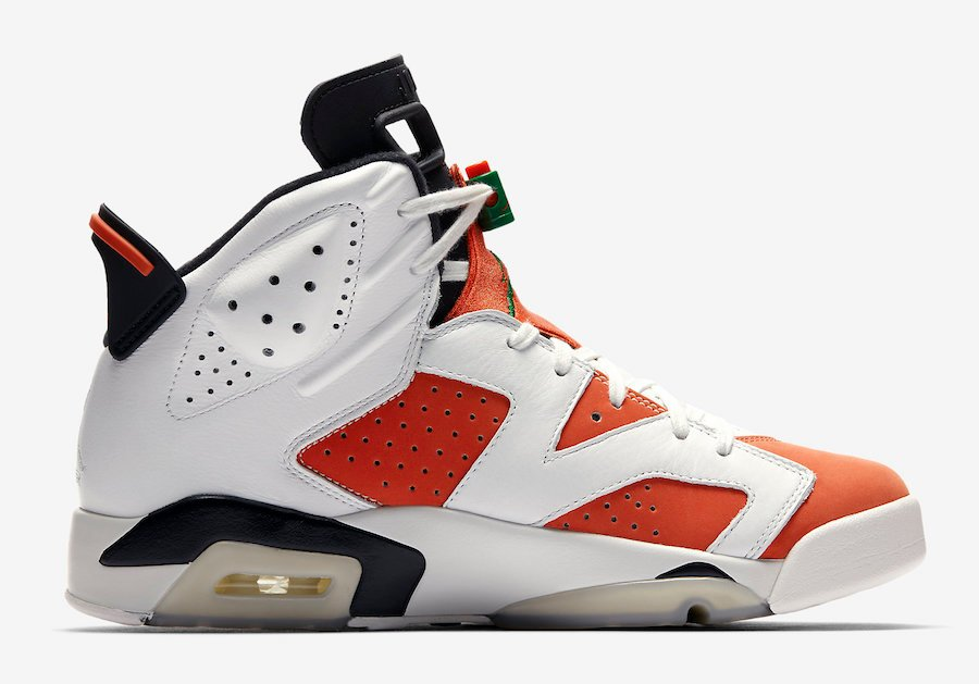 Air Jordan 6 Gatorade Be Like Mike Release Date Sneakerfiles