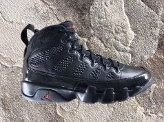 Air Jordan 9 Retro Bred Black Anthracite University Red 302370-014