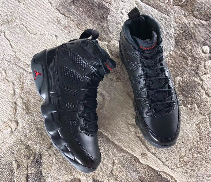 new styles 1a46f b66c7 ... new arrivals air jordan 9 retro bred black anthracite university red  302370 014 187d5 217cd