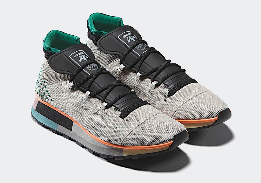 Alexander Wang adidas AW Run Mid AC6845