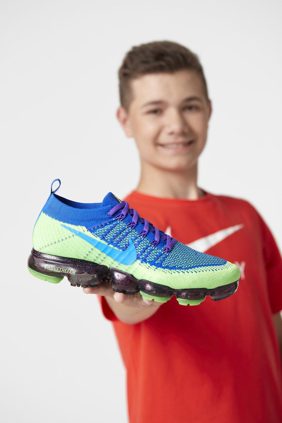 Andrew Merydith Nike Air VaporMax Doernbecher