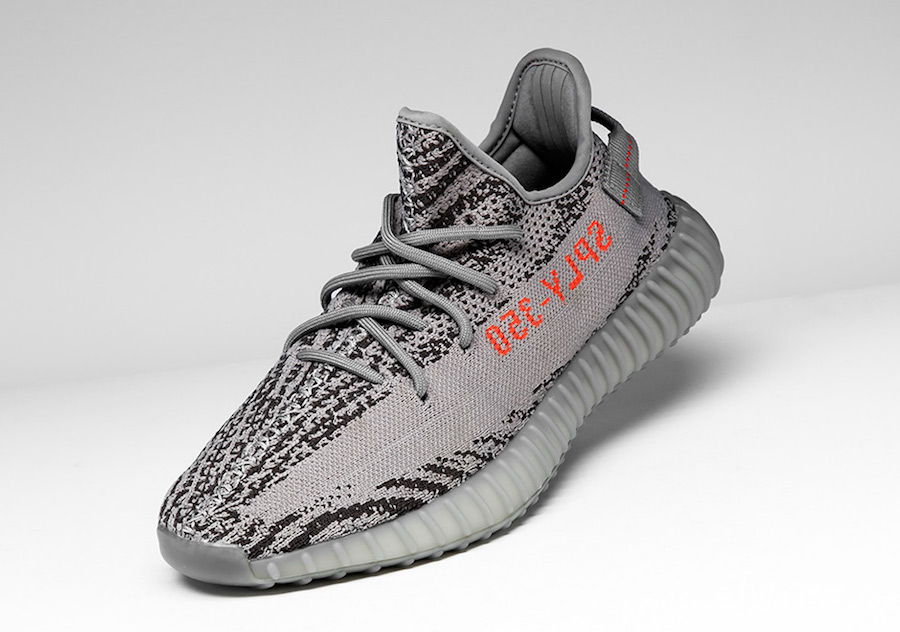 adidas yeezy boost 350 v2 grey/orange