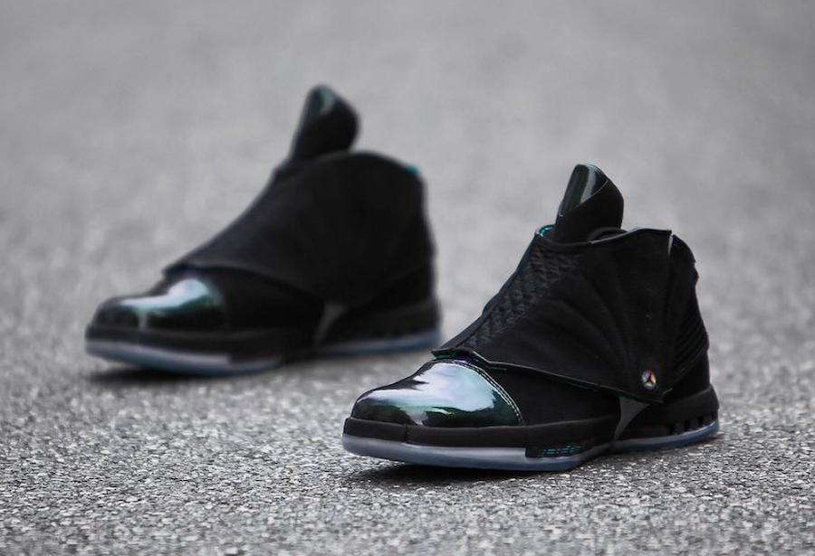 783dc8335f1 Air Jordan 16 CEO Hornets AA1253-016 Release Date | SneakerFiles