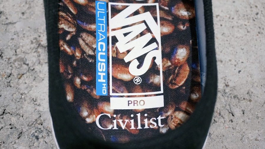 Civilist Vans Coffee Cigarettes Pack