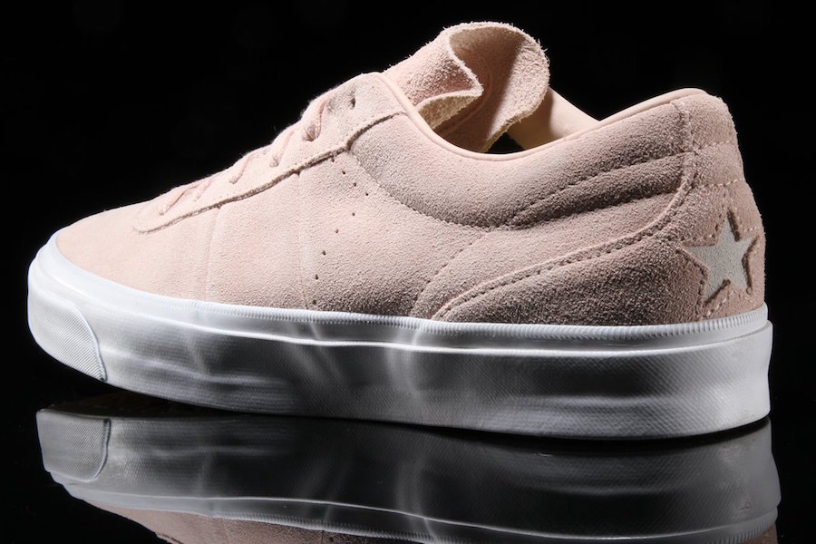 Converse One Star CC Ox Pink Suede